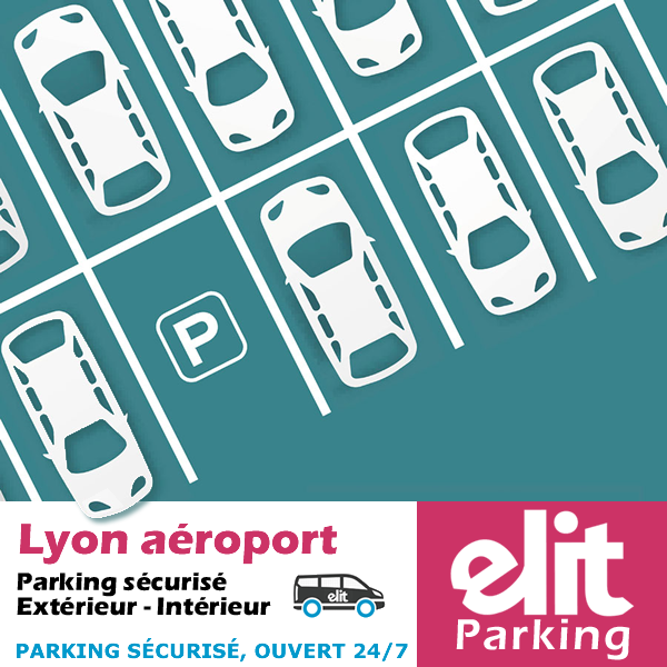 Parking Lyon aéroport